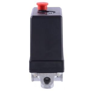 Image 3 - 1 Pcs 3 fase 380/400 V Interruttore di Pressione del Compressore Heavy Duty Compressore Daria Pressostato Valvola di Controllo Mayitr