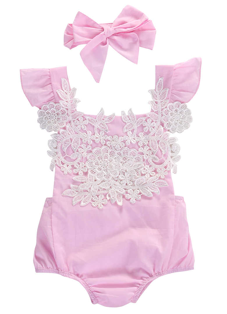 a2c9c7fc3f37 Detail Feedback Questions about Newborn Baby Girls Clothing Lace ...