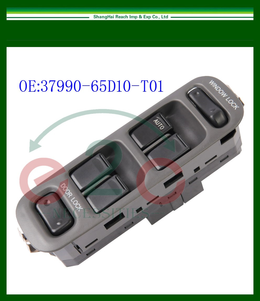 New electric left front power window master switch for Window master