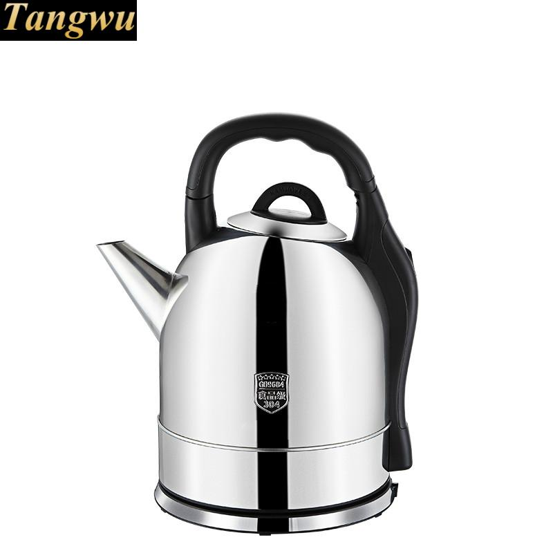 Electric kettle 304 stainless steel kettles large capacity open старгородский бус ладень я г свято русские веды книга велеса издание мррк музеум
