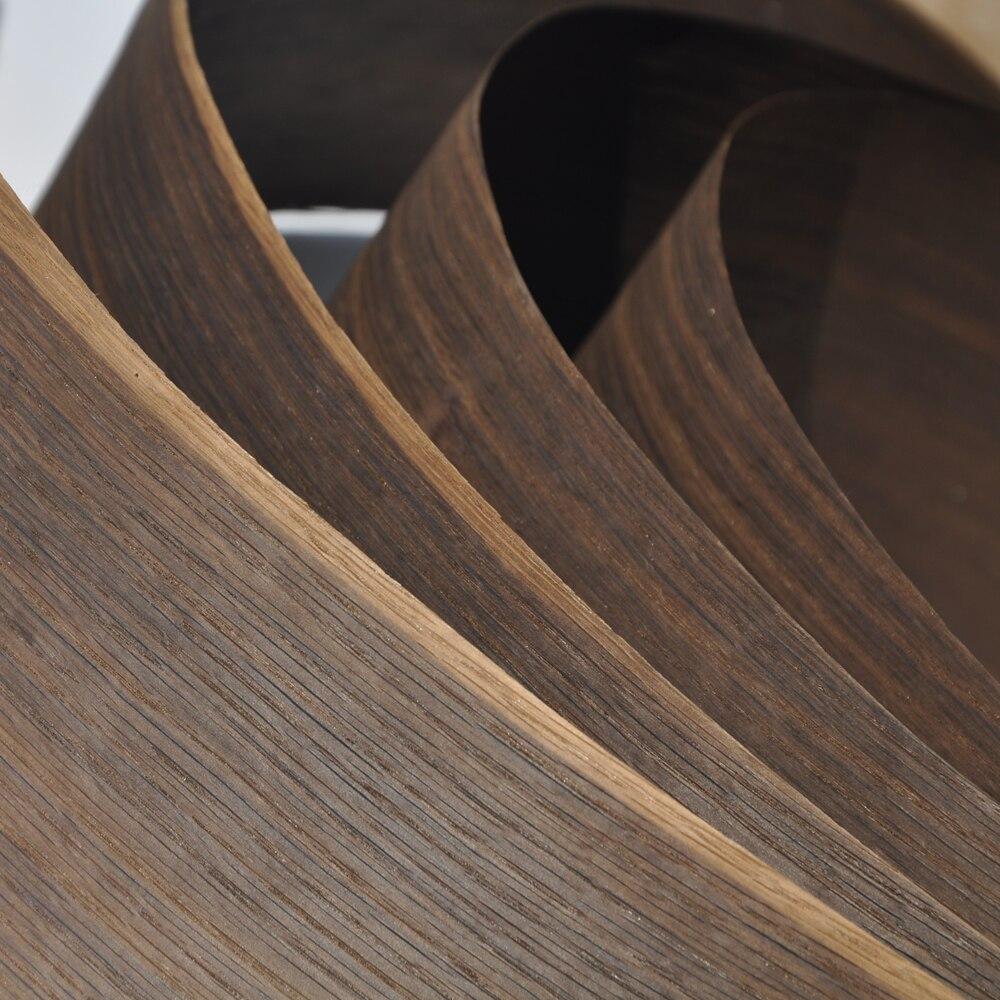 Smoked American White OAK Wood Veneer