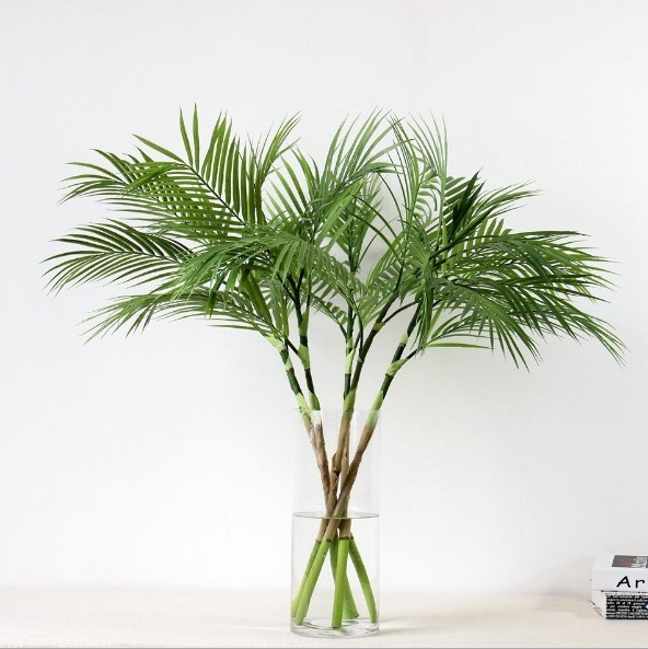 90 Cm Artificial Tree Plants Plastic Branch Tropical Fake Indoor Home Garden Decor