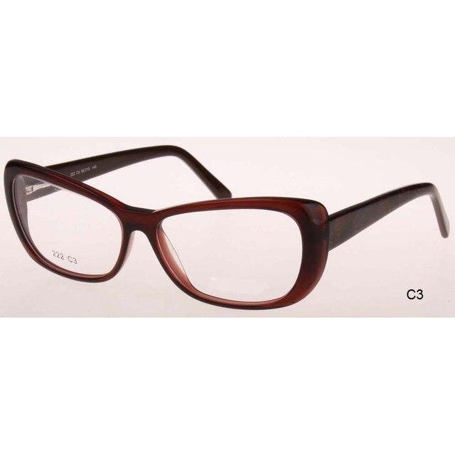 2017 caliente Nueva moda puntos Vendimia de las mujeres gafas de Marca cat eye glasses frames miopía gafas ópticas marco gafas hembra