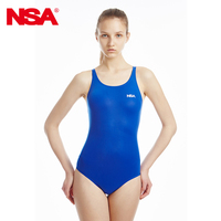 NSA Arena Swimsuits Professional One Piece Swimsuit For Girls Swimwear Competitive Swimming Suit For Women Sport