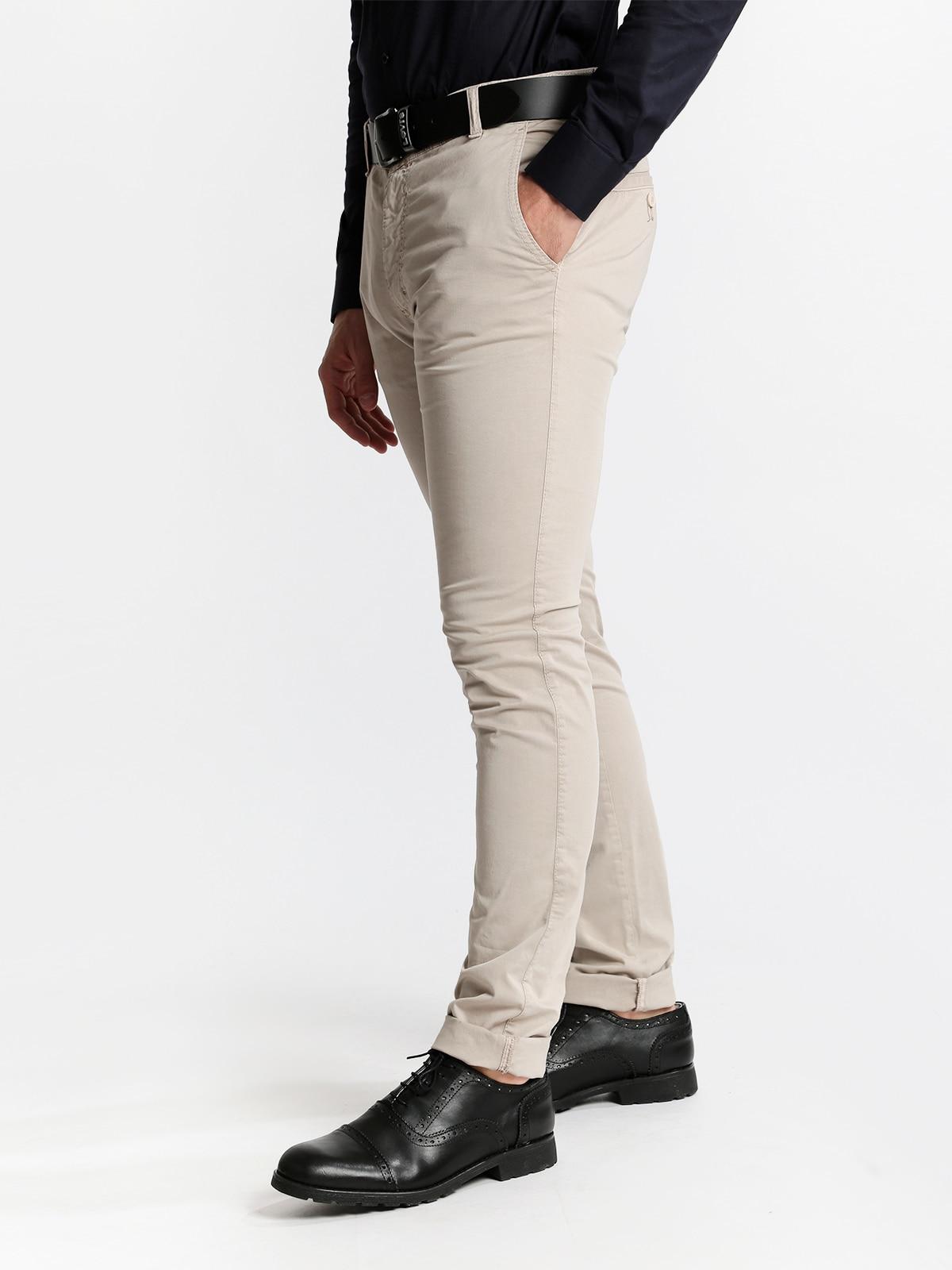 Pants Stretch Cotton