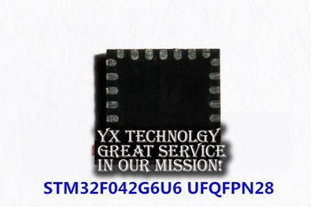 STM32F042G6U6 UFQFPN28 IC brand new original authentic large price advantages