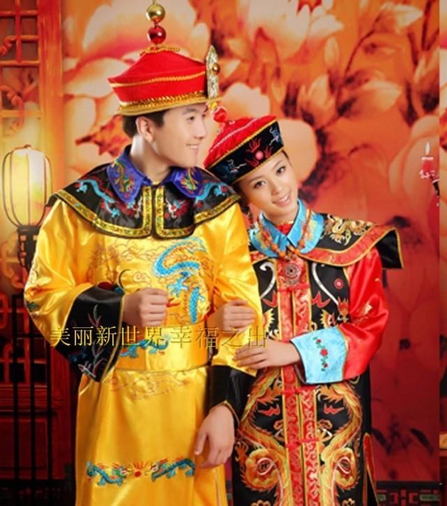 2017 Specialerbjudande Nya Kvinnor Tuta Uomo Kung Fu Uniform Qing - Nationella kläder - Foto 2
