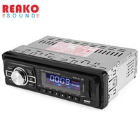 High Performance Car Radio Auto Audio Stereo Support FM SD MP3 Player AUX IN USB With