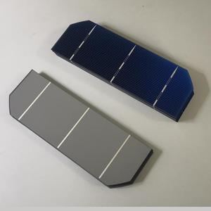 Image 4 - ALLMEJORES Diy zonnepaneel kits 50 stks Monokristallijn 1.6 w 0.5 v zonnecellen 156mm * 52mm met genoeg tabben draad rail draad