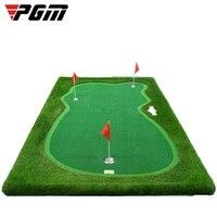 CRESTGOLF 3.3ft * 9.84ft Крытый гольф Зеленый Тренер коврик для гольфа искусственный газон гольф положить Training вспомогательное оборудование