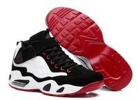 Для мужчин S дешевые Баскетбольные кеды Спортивная обувь для Для мужчин Air Подушки Спорт Обувь 2017 осень-зима высокие Баскетбол сапоги Размер...