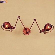 Светодиодный настенный светильник в античном стиле iwhd настсветильник