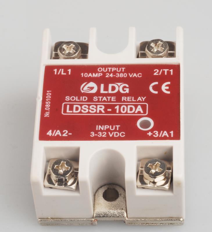 10PCS LDSSR-10DA solid state relay10PCS LDSSR-10DA solid state relay