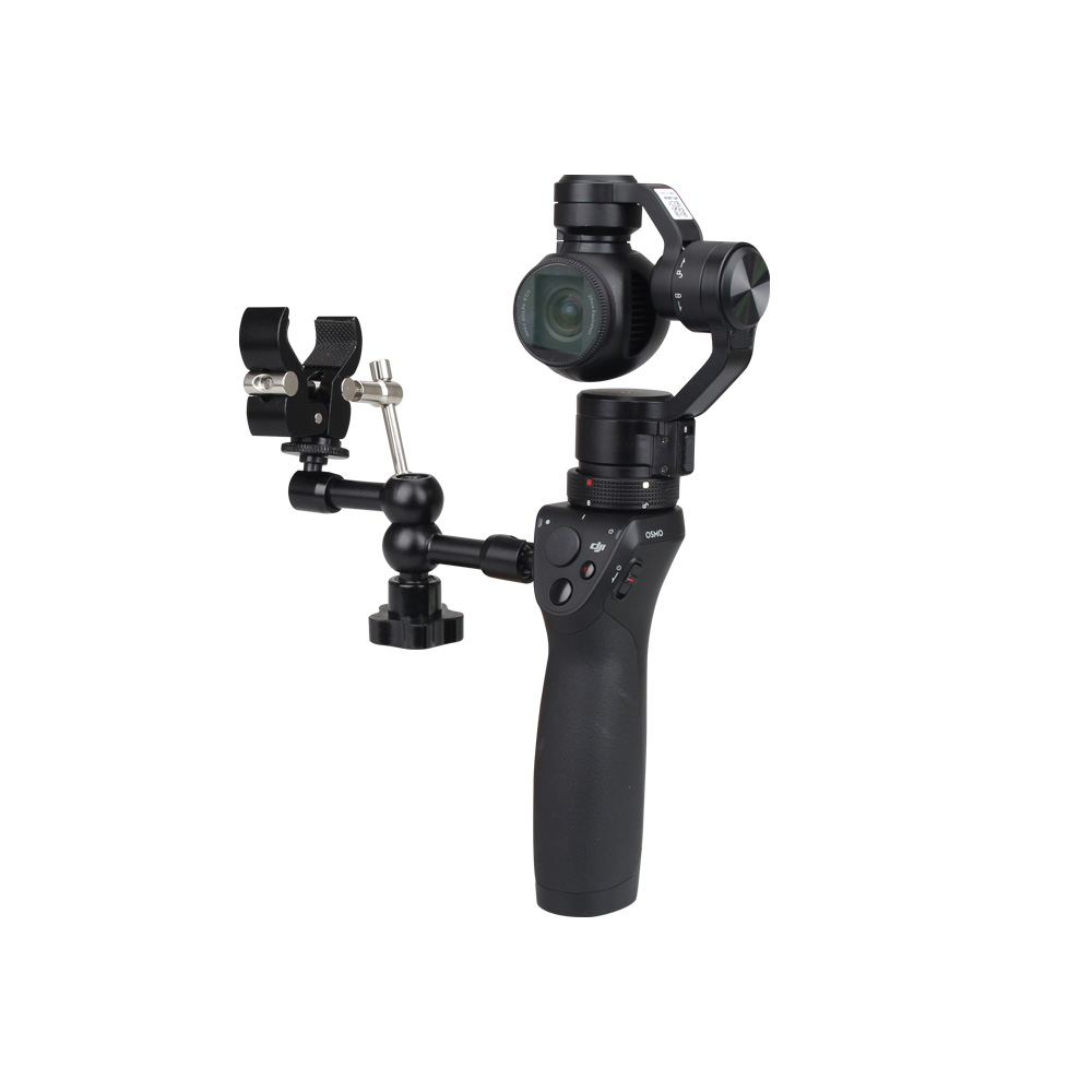 free shipping RCMOY Bike Mount Osmo Parts For Handheld 4K Camera and 3-Axis Gimbal FOR DJI OSMO
