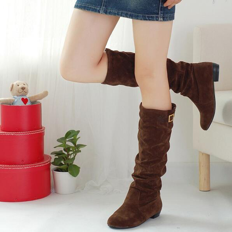 Online Get Cheap Thigh High Leather Boot -Aliexpress.com | Alibaba ...