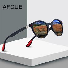 Brand Design Sunglasses Men Polarized Cat Eye Frame 2019 Oval Sunglasses Women Mens Vintage Unisex Goggles