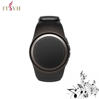 Innovative B20 Speaker Watches Sports Wireless Portable Bluetooth Watch Speaker Support Style TF FM Audio Radio