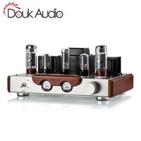 2019 Latest Nobsound High end PSVANE EL34 Tube Amplifier Class A power Amp Brushed Metal Panel HiFi Amplifier