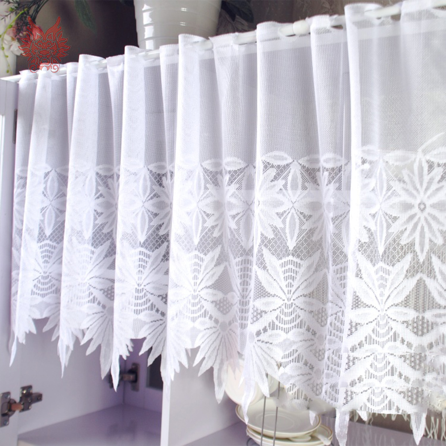 Online Get Cheap Floral Lace Curtains Alibaba Group