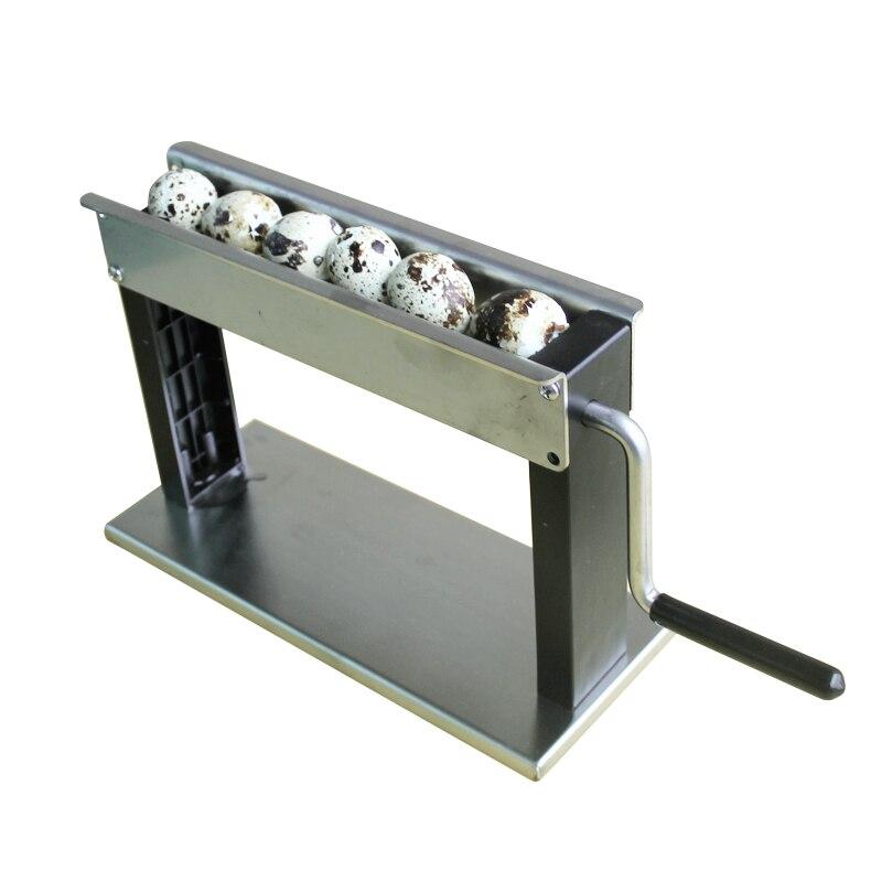 GOOD Quail Egg Peeler quail bird egg peeler machine huller machine sheller house hard boiled egg peeler kitchen tool