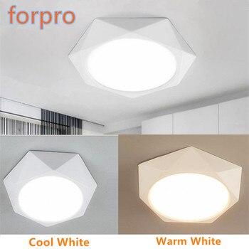 10PCS Surface Mounted LED Diamond Panel lamp 6W12W18W24W Creative Geometric Shaped Lamp Bedroom/ Kitchen/Balcony Ceiling Light