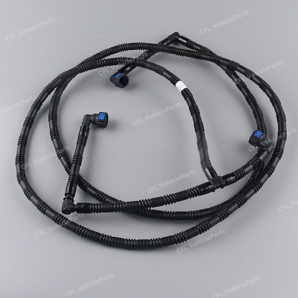 Headlight Washer Jet Nozzle Pipe Hose  Fits Audi A6 A6 Quattro S6 4GD955970A New