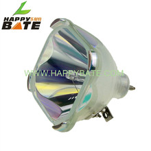 цена на HAPPYBATE Wholesale projector Compatible bare Lamp  V13H010L08/ELPLP08 for EMP-8000; EMP-9000 with housing 180 days warranty
