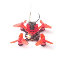 Happymodel Trainer66 Mini 66mm 1S RC FPV Racing Drone with Betaflight OSD PNP Version Compatible Frsky FD800 SBUS Receiver Model