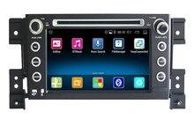 2 DIN 7 «Android 5.1 Автомобильный DVD в тире для Suzuki Grand Vitara 2005-2009 2010 2011 2012 Автомобильный Радиоприемник GPS SD USB 3 г WI-FI 1080 P