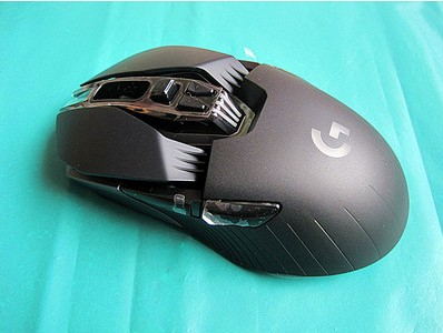 1 set original mouse top shell + bottom shell for logitech G900 mouse housing with G4 G5 G6 G7 side key winding displacement
