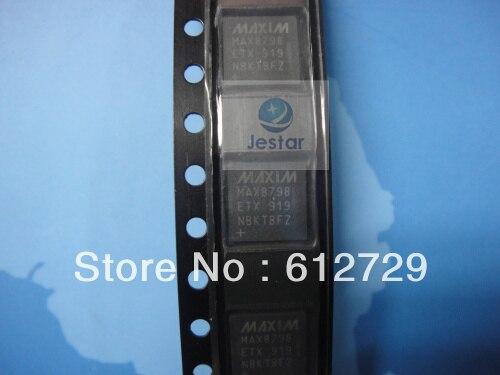 Электронные компоненты и материалы MAX8798ETX MAX8798ET