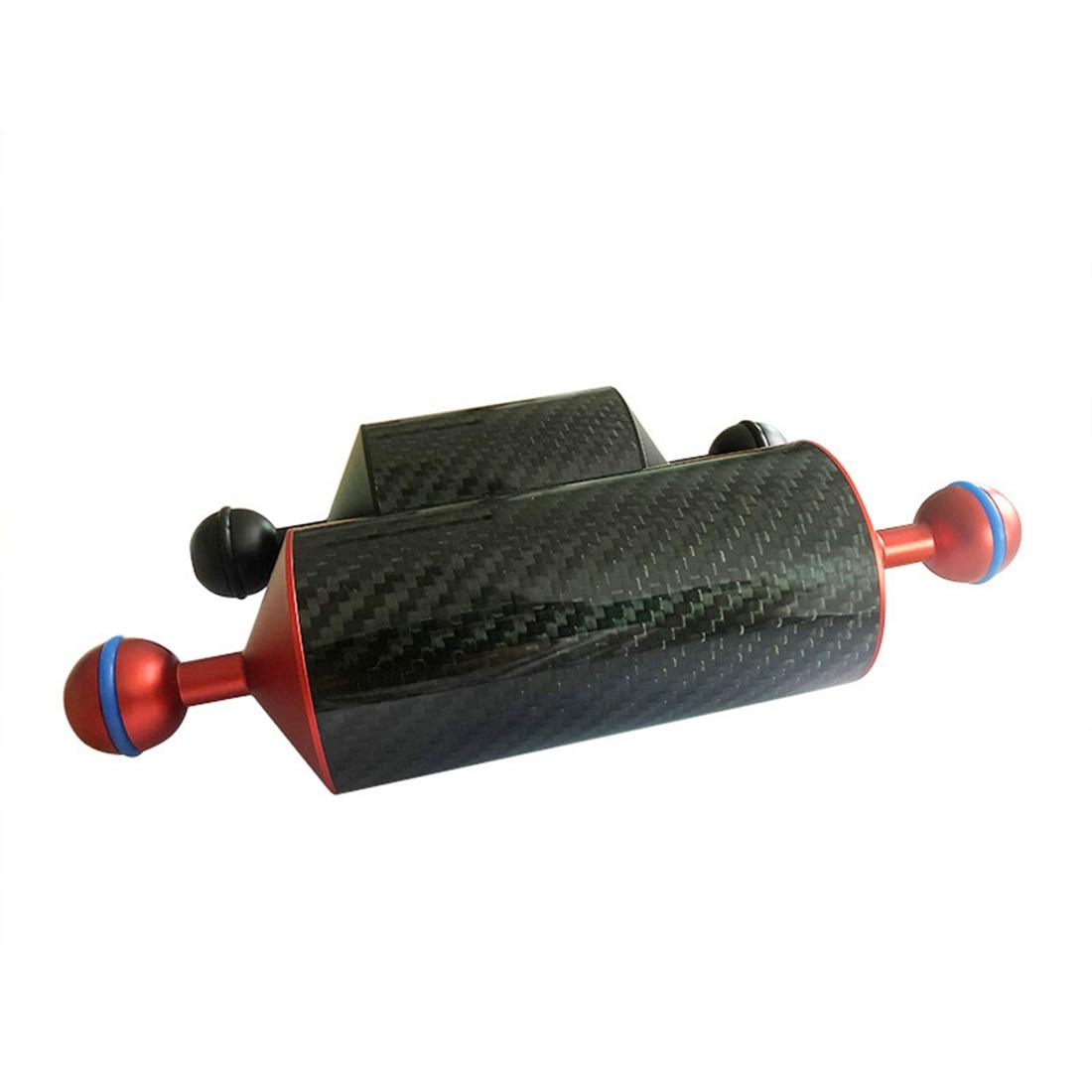 Bgning carbon fiber float espaldarazo aquatic brazo dual pelota floating brazo