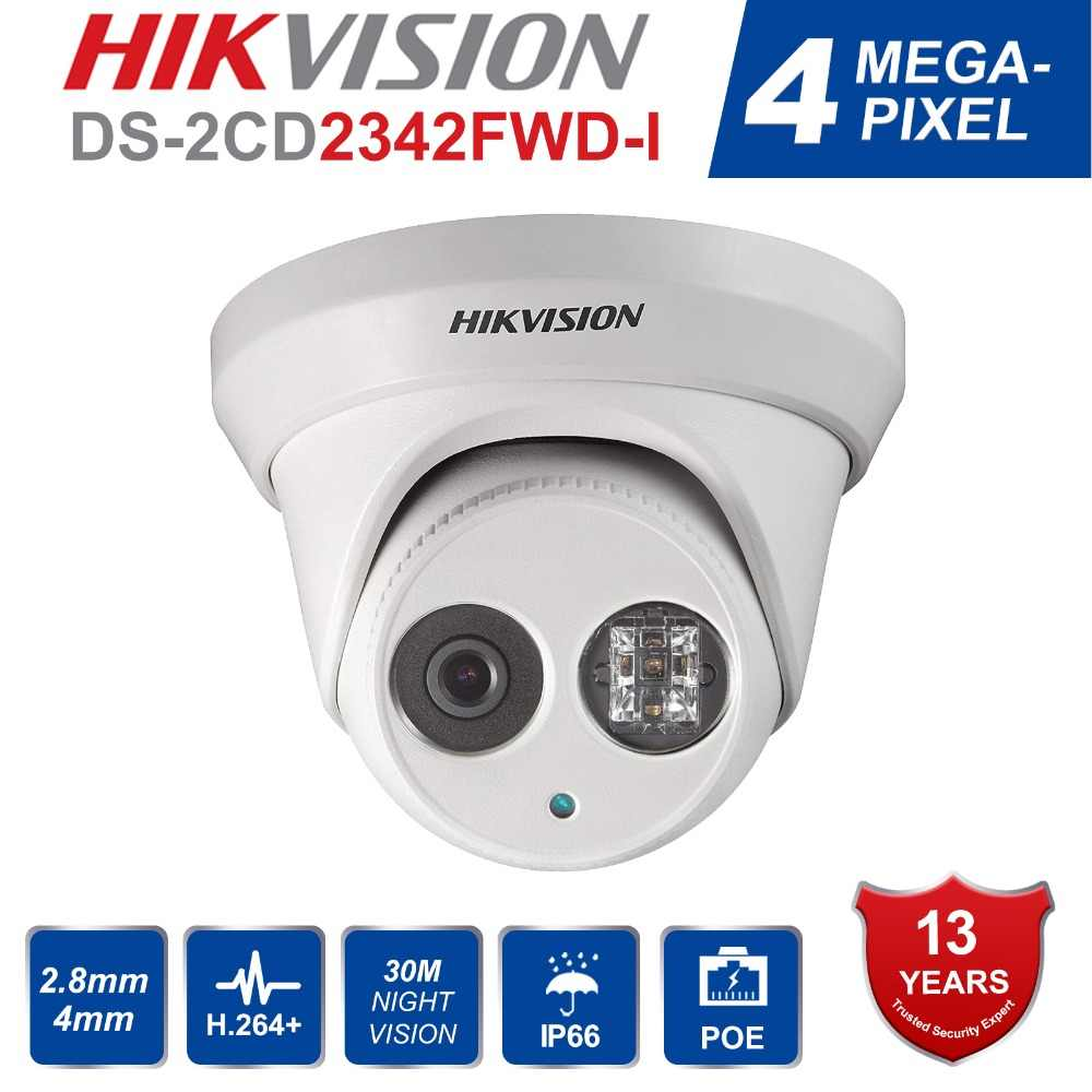 Detail Feedback Questions about In Stock Hikvision Turret