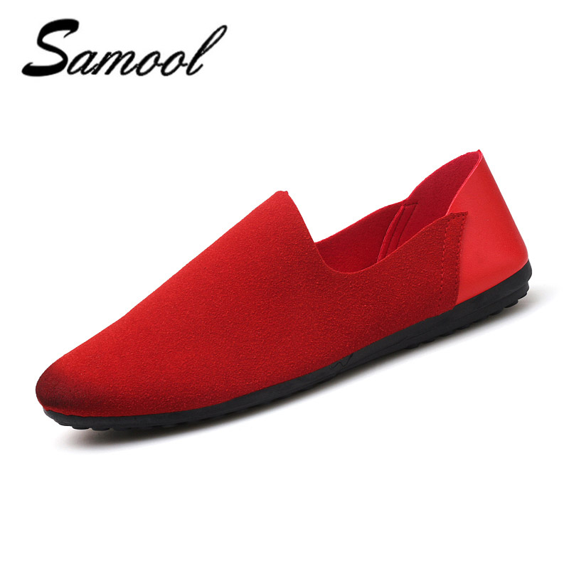 Spring Autumn Men`s Casual Shoes High Quality light slip on lofers - Men's Shoes - Photo 1