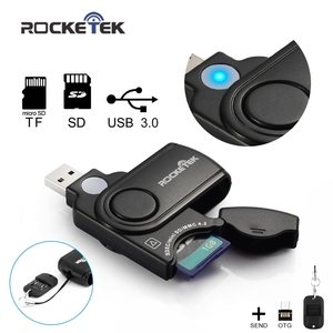 Rocketek usb 3.0 multi 2 in 1