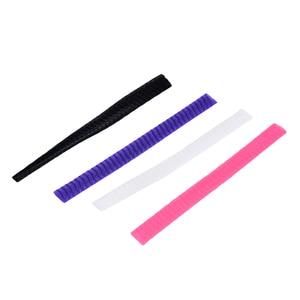 Image 4 - 10pcs Makeup Cosmetic Beauty Brush Protector Pen Guards Make up Brushes Sheath Mesh Netting Protector Cover Makeup Tools