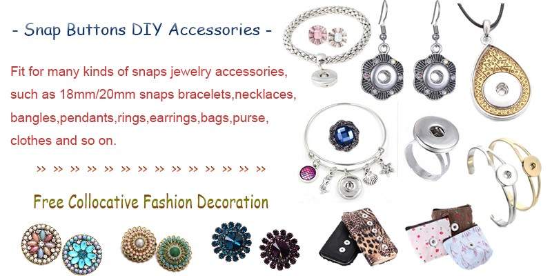 snaps jewelry accessories