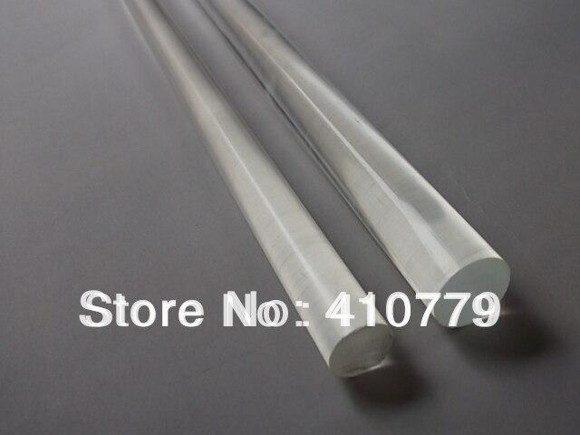 Towel Bars Acrylic Plexiglass Clear Rods OD18X500MM PMMA Bar THZ ...
