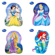 Disney Seven Princess Foil Balloons For Birthday Party Decoration Rapunzel Balloon Supplies