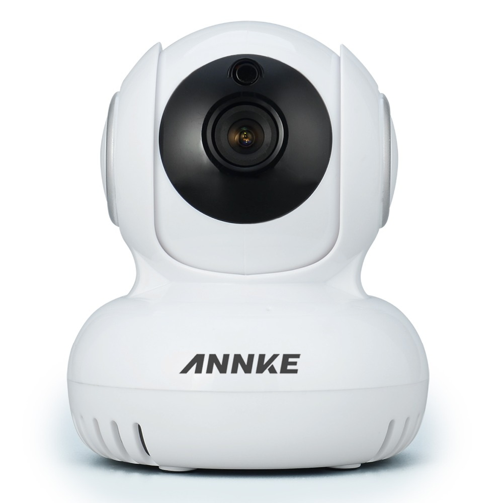 ANNKE HD 720P WIFI IP Camera Wireless Security Camera CCTV Baby Monitor Easy QR CODE Scan Connect indoor Surveillance Camera
