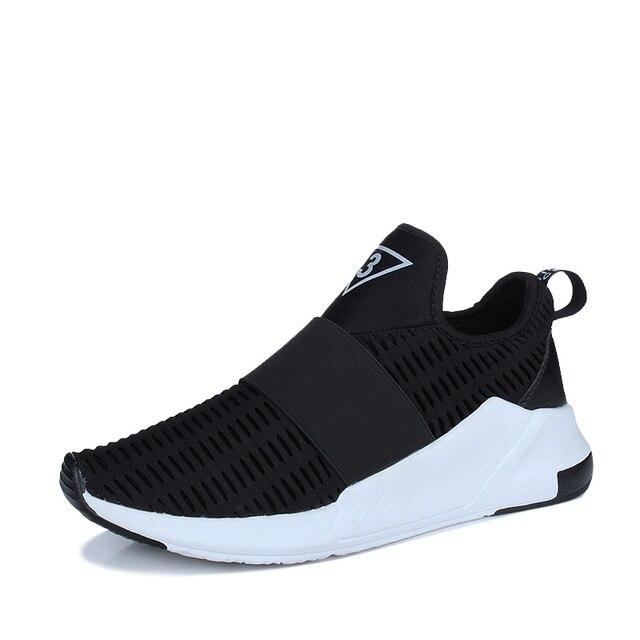 Hot Sepatu Olahraga Pria Musim Semi Musim Panas Berjalan Sneakers Super  Cahaya Pelatihan Jogging Sneakers Murah d08f180452