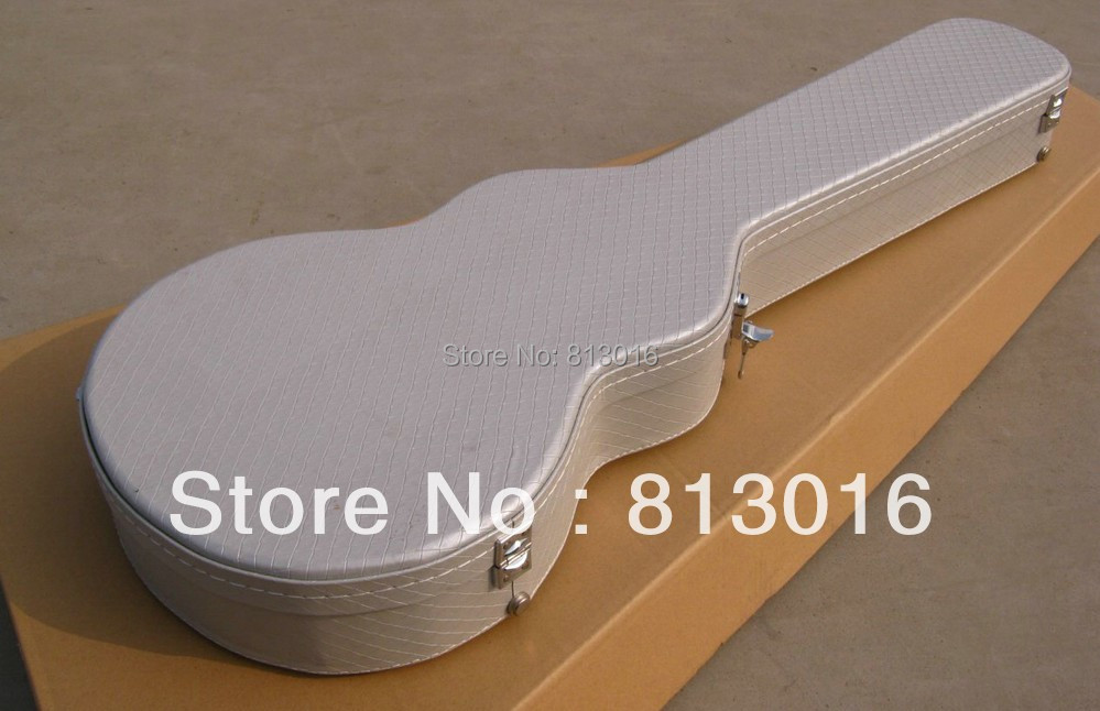 Electric Guitar Silver  Hardcase Not sell separately ,Sale with guitar together! new electric guitar black hardcase not sell separately sale with guitar together