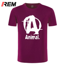 b2b504468 REM New Brand clothing Bodybuilding Fitness Men beast printed t-shirts  Golds Gorilla Wear tee shirts Stringer tops
