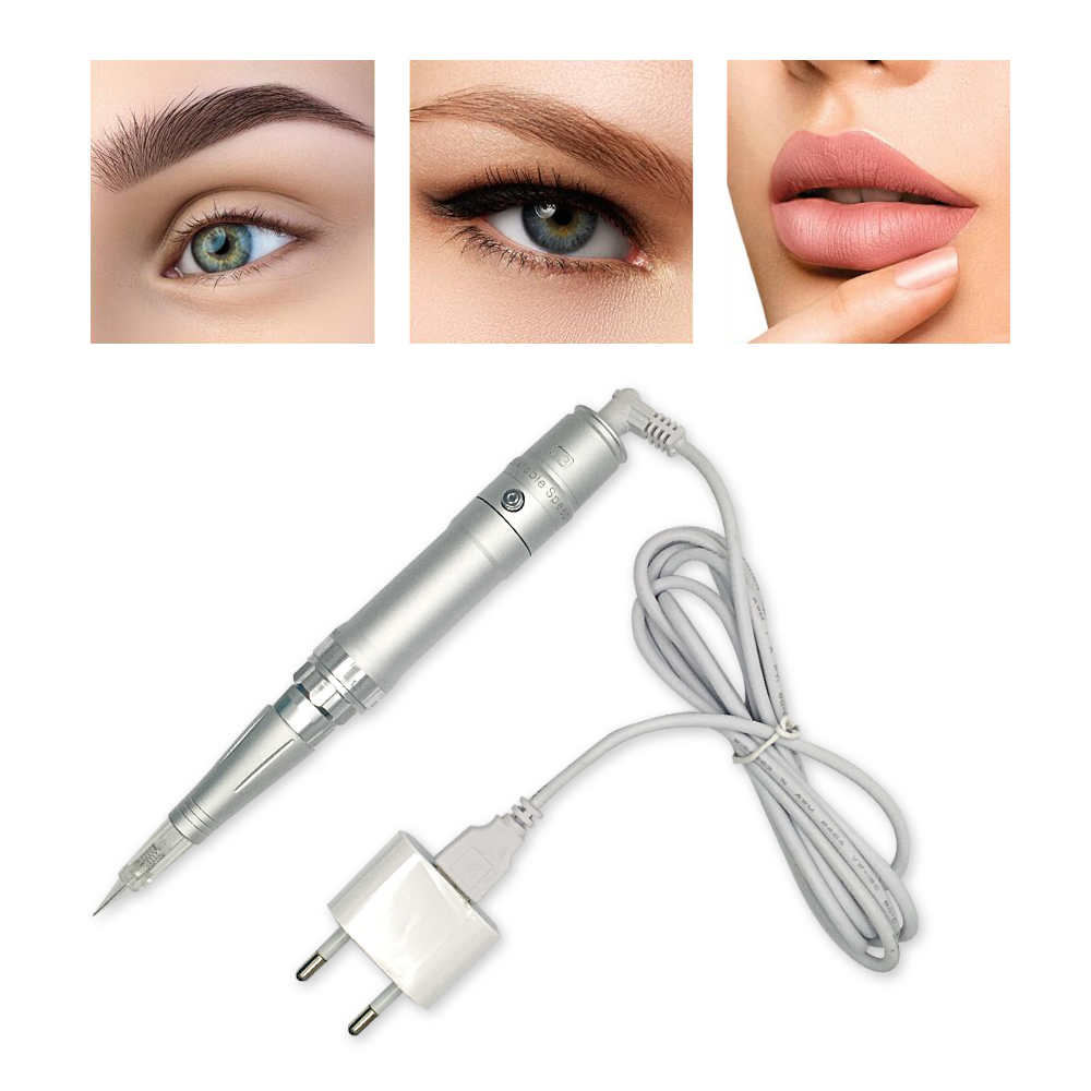 4IN1 2Style Needles Permanent Makeup Machine 3d Pen For Eyebrows Make Up Tattoo Apparatus For Small Tattoos With Battery 4IN1 2Style Needles Permanent Makeup Machine 3d Pen For Eyebrows Make Up Tattoo Apparatus For Small Tattoos With Battery