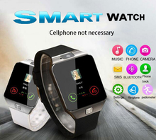 DZ09 Smartwatch 2018 Men Smart Watch with Camera Bluetooth 3 0 Support SIM TF Card for