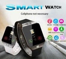DZ09 Smartwatch 2019 для мужчин Смарт часы с камера Bluetooth 3,0 Поддержка SIM карты памяти для Apple IOS Smartfone часы для Android