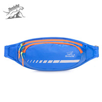 Waterproof Gym Running Waist Packs For Men Women Cycling Sports Cell Phone Anti Theft Belt Bags