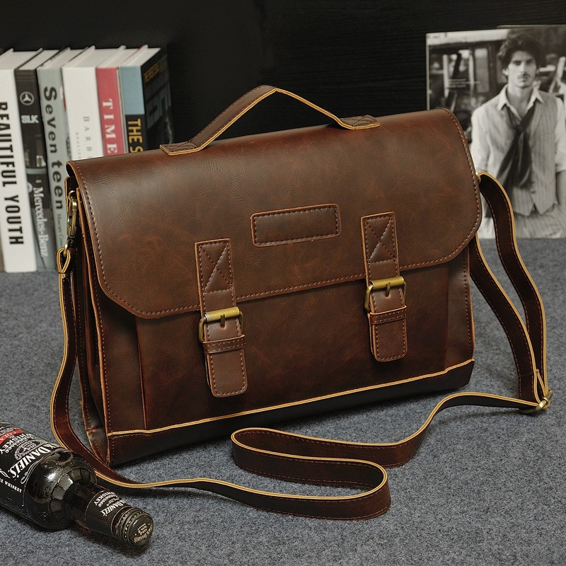 сумки повседневные ноутбука портфель 4