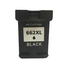vilaxh 662XL Black Ink Cartridge Compatible For hp 662xl  For HP Deskjet 1015 1515 2515 2545 2645 3515 3545 4510 4515 Printer remanufactured chip reset color inkjet cartridge for hp 662xl cz106al chip reset to full level black ink cartridge for hp 662xl