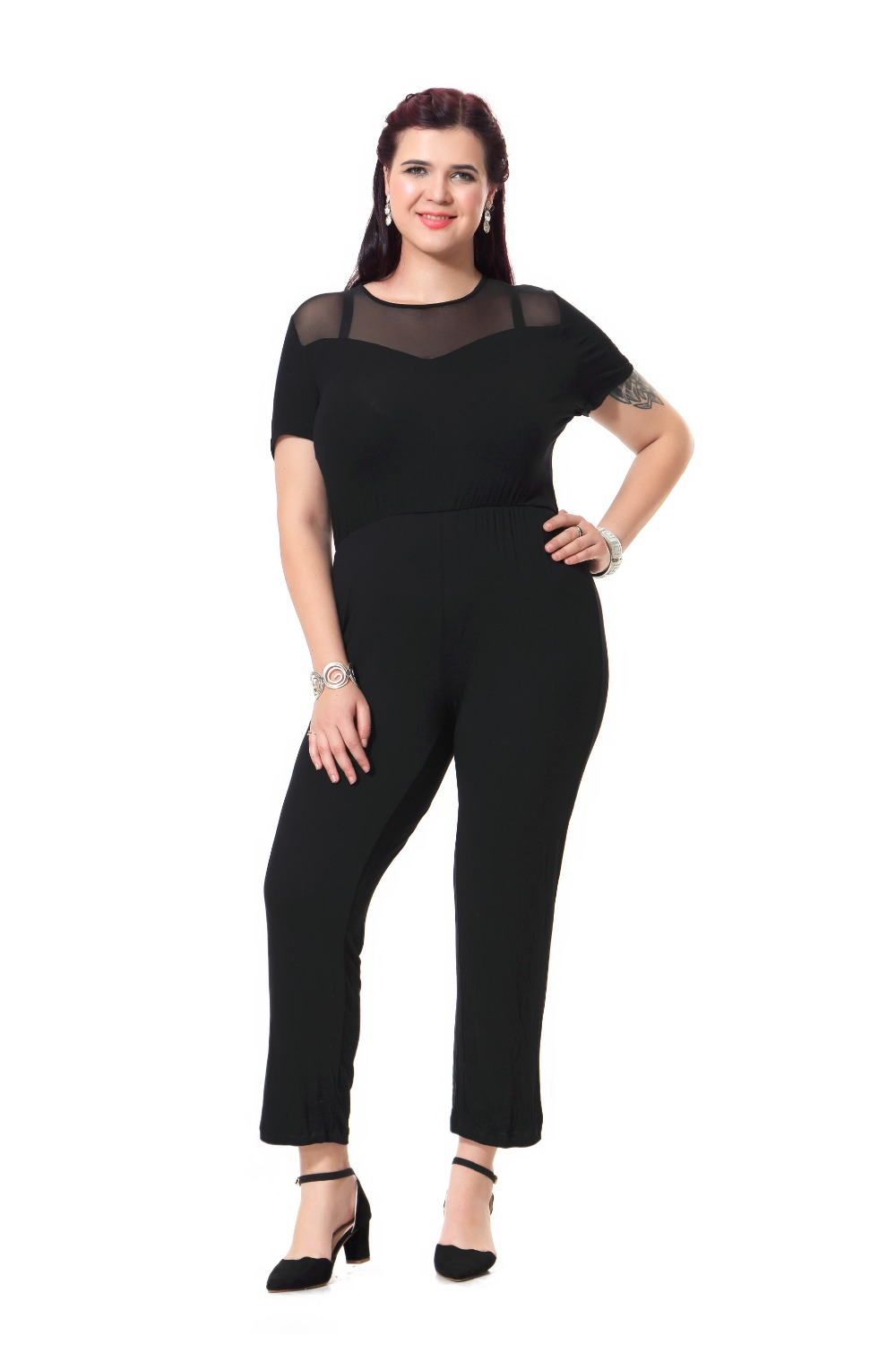 Popular Sexy Black Jumpsuits-Buy Cheap Sexy Black Jumpsuits lots ...